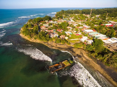 Costa Rica, Limon.